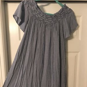 Urban Outfitters off shoulder dress